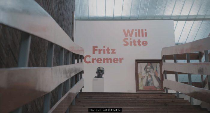 Ausstellung Fritz Cremer Willi Sitte