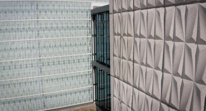Kunsthalle Rostock - Fassadenübergänge