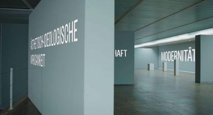 Modernität Totale - Kunsthalle Rostock