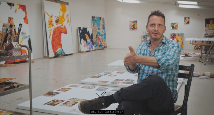 Künstler Norbert Bisky
